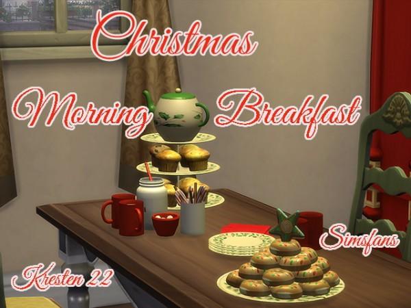 Sims Fans: Morning Brakfast by Kresten22