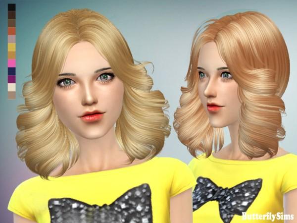 Butterflysims: B flysims hair 089 NO hat