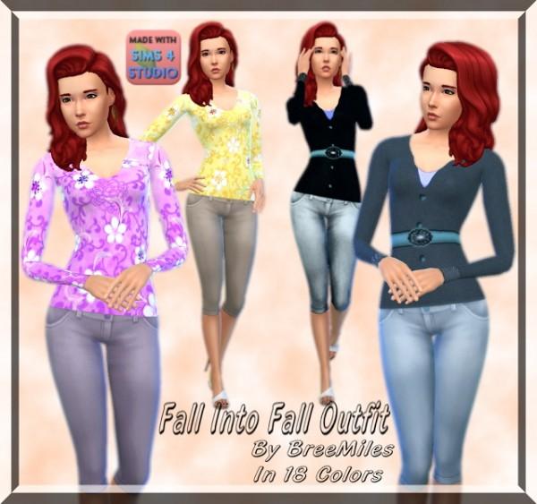 Bree`s Sims Stuff: Fall Into Fall Set 2