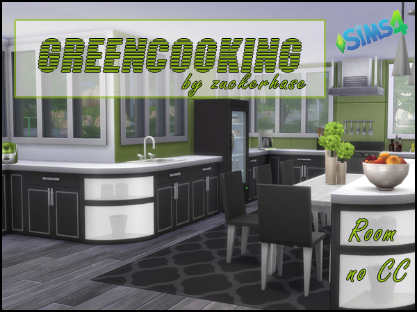 Akisima Sims Blog: Green Cooking
