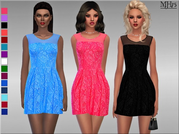 Sims Addictions: True Lace by Margies Sims