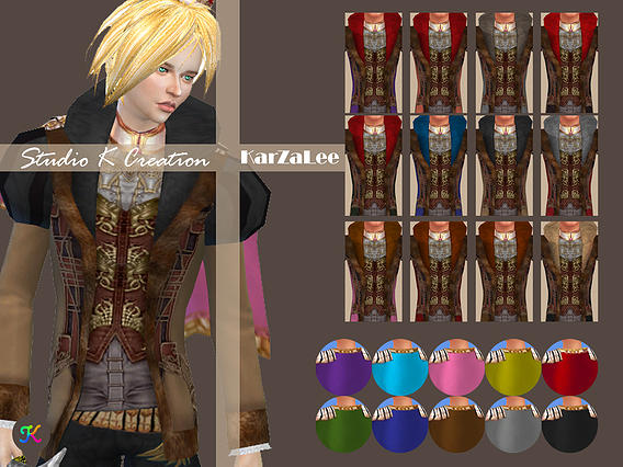 Studio K Creation: Medieval edge   My lord outfit