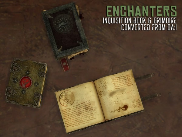 The Path Of Nevermore: 3700 followers gift: stuff converted from Dragon Age: Inquisition