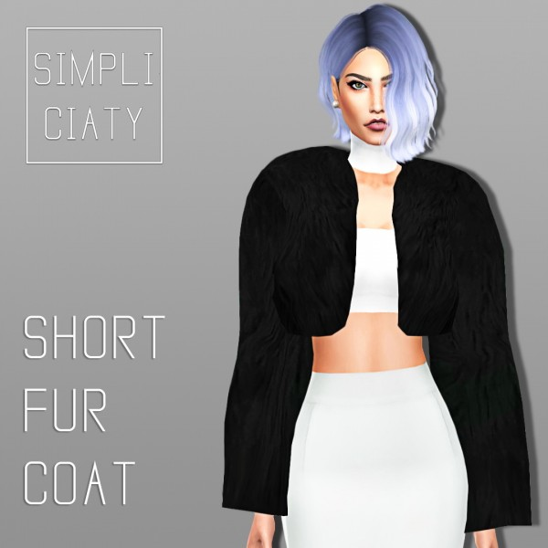 Download Shorter: WCIF: Scream Queens Fur Coats (simpliciaty