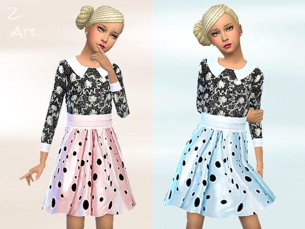 The Sims Resource: Cosy Chic by Zuckerschnute20