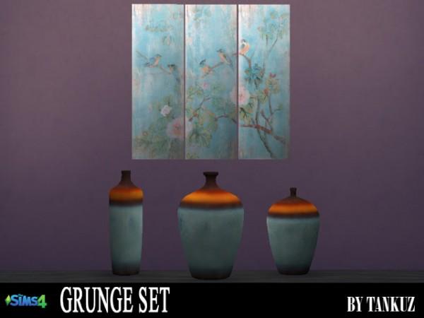 Tankuz: Grunge set