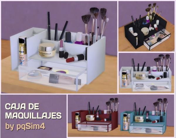 PQSims4: Makeup Case