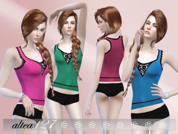Altea127 SimsVogue: Underwear Sport