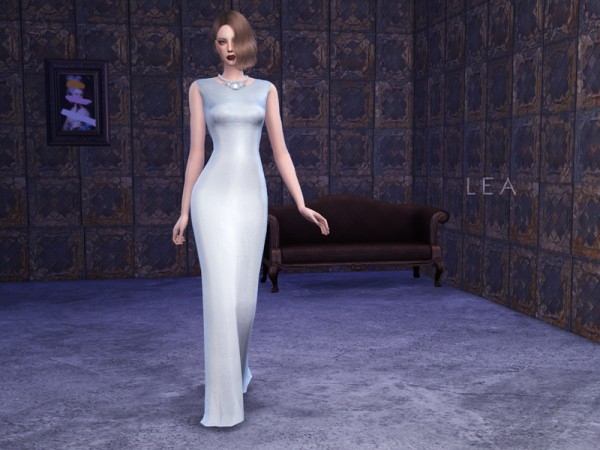 The Sims Resource: Dress   LEA by Starlord