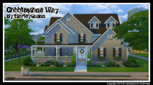 Harley Quinn Nuthouse: Cobblestone Way
