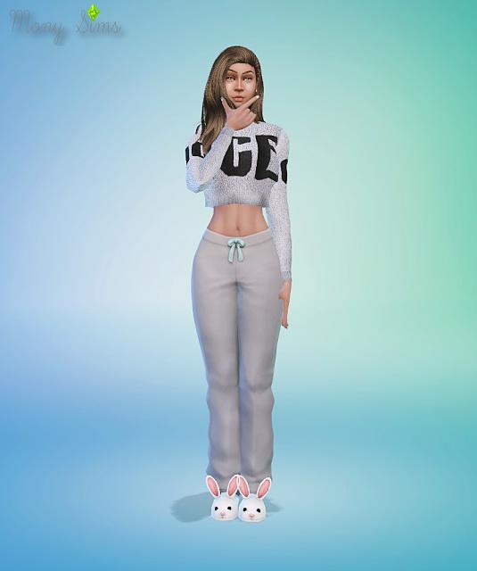 Mony Sims: Lizi Ryan