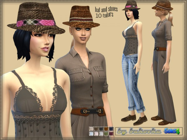 The Sims Resource: Set Basketry by Bukovka