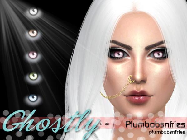 The Sims Resource: Ghostly Eyes N08 by Plumbobs n Fries