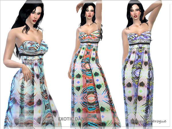 The Sims Resource: Exotic Dance by Serpentogue