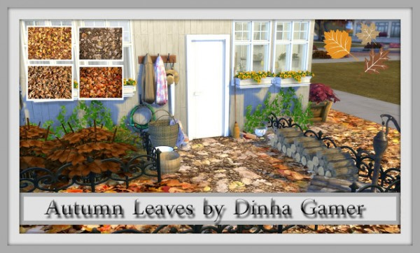 Dinha Gamer: Autumn Leaves
