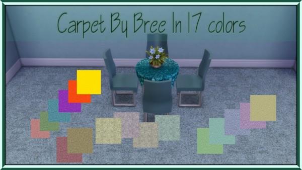 Bree`s Sims Stuff: Carpet Recolor