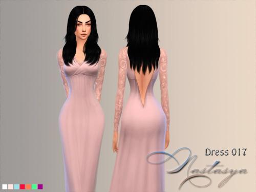 Nastas`ya: Dress Wedding 017