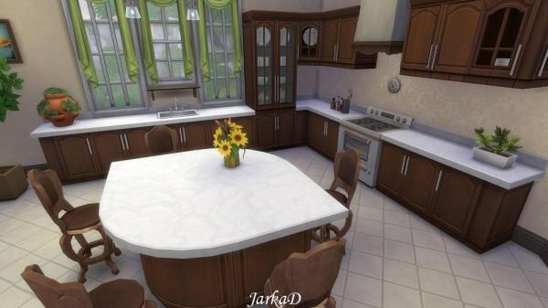 JarkaD Sims 4: Mansion VICTORIA