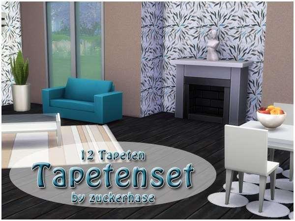 Akisima Sims Blog: 12 different wallpapers