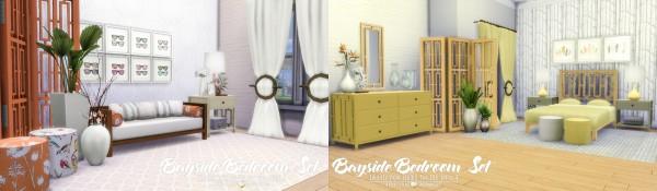 Simsational designs: Bayside Bedroom Set