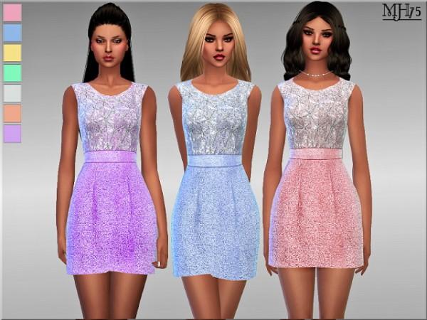 Sims Addictions: Harmony Dress by Margies Sims