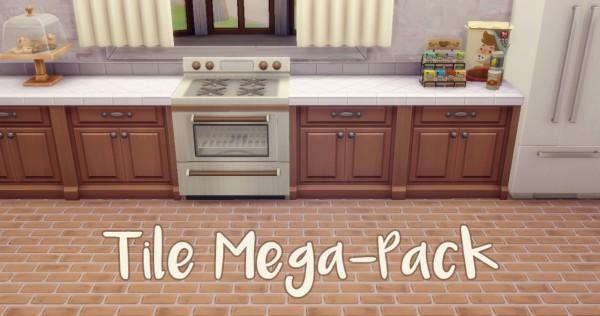 Hamburgercakes: Tile Mega Pack