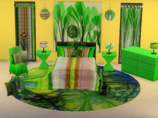 Trudie55: Ikea lime bedroom set