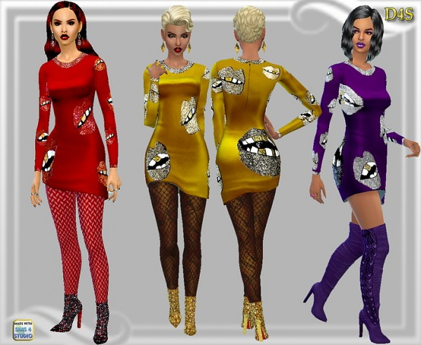 Dreaming 4 Sims: Fun dress
