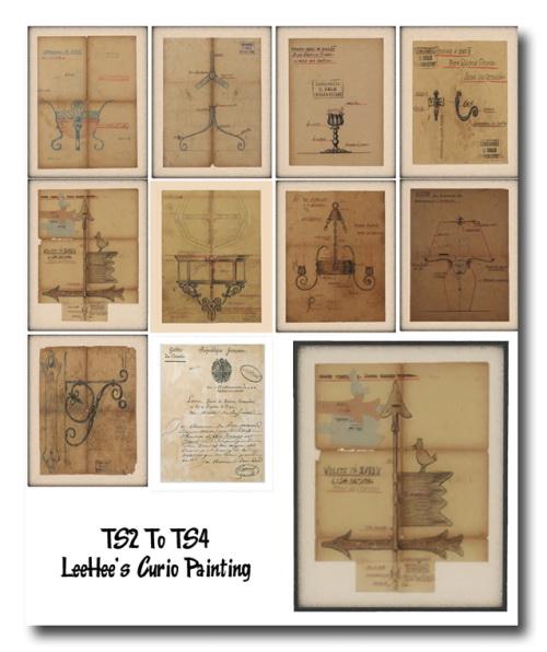 Msteaqueen: Industrial Prints