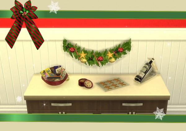 Sims 4 Designs: Princess Advent Xmas Set
