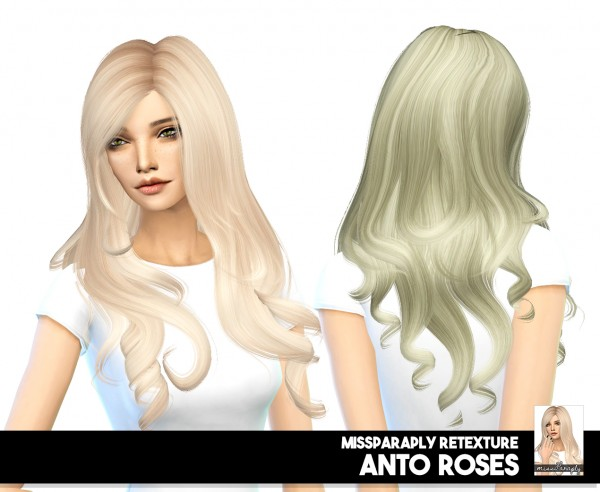 Miss Paraply: Anto Roses: solids