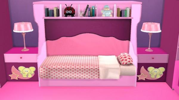 Sanjana Sims Modern Kidsroom Sims 4 Downloads