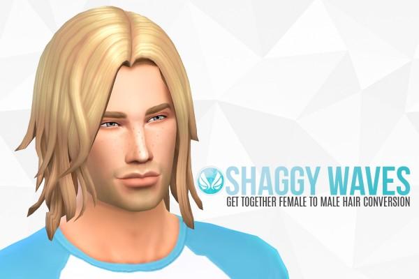 Simsational designs: Shaggy Waves