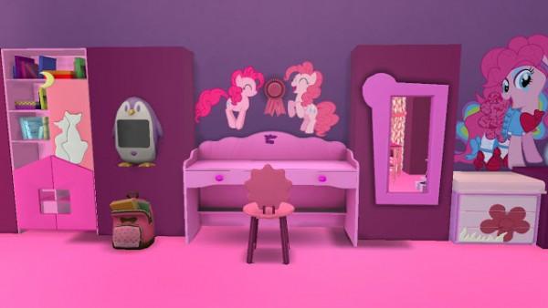 Sanjana Sims: Modern Kidsroom