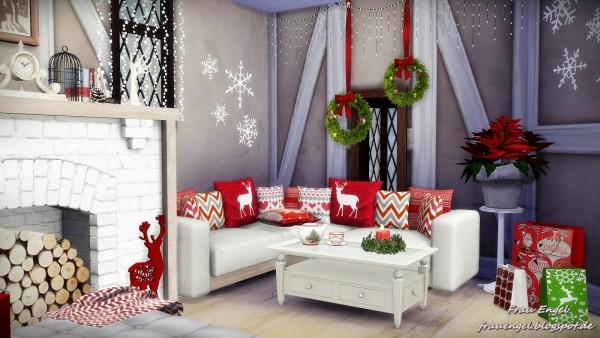 Frau Engel: Tudor style house. Happy New Year!!!