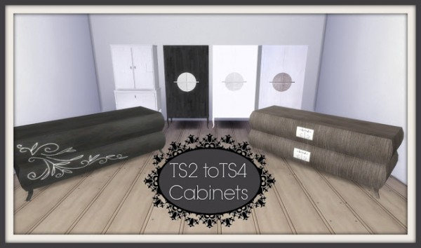 Dinha Gamer: Jope Cabinets converted from TS2 to TS4
