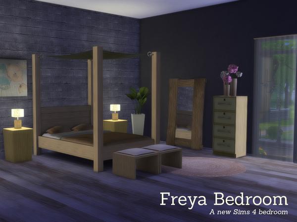 The Sims Resource: Freya Bedroom by Angela