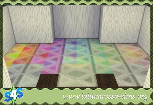 La Luna Rossa Sims: Triangular Comfort Design