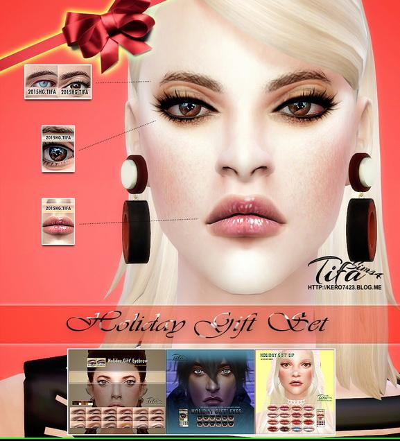 Tifa Sims: Holiday gift!!!