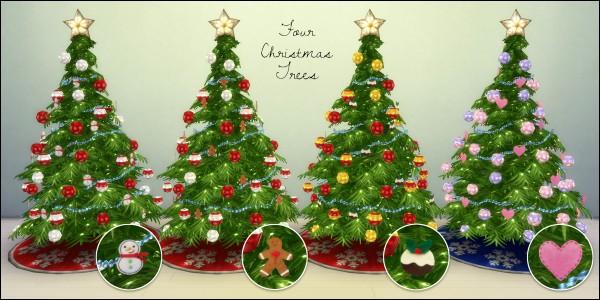Martine Simblr: Christmas stuff decor