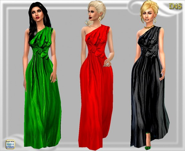Dreaming 4 Sims: Gala gown 1