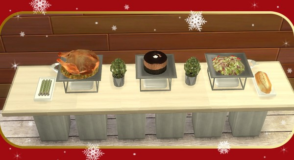 Sims 4 Designs: Xmas Conversions from Ts2 to TS4