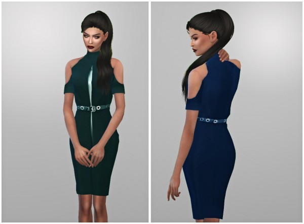 Kenzar Sims: Kolen dress