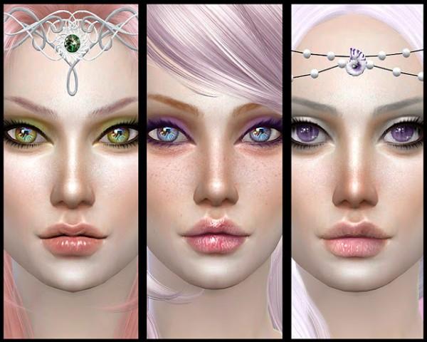 MIA8: Fantasy eyes