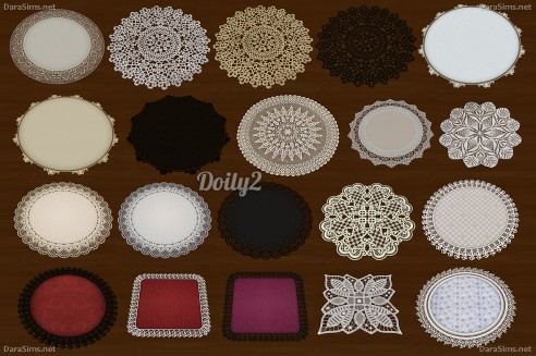 Dara Sims: Croched doily