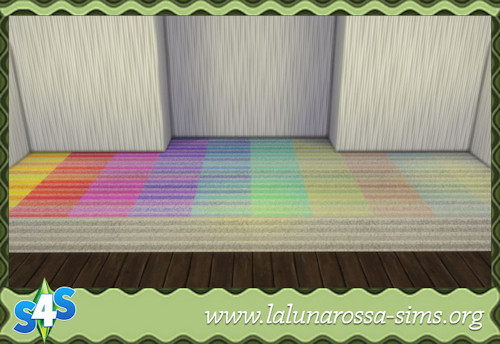 La Luna Rossa Sims: Linear Comfort Design