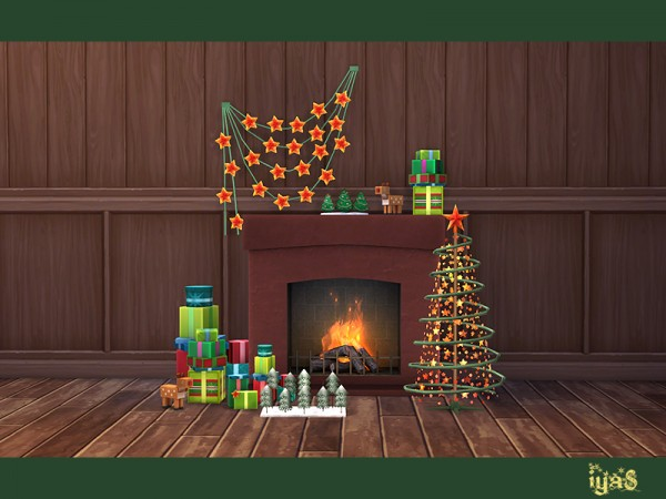 The Sims Resource: Christmas Time by Soloriya