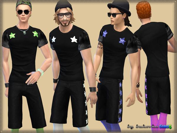 The Sims Resource: Set Starsby Bukovka