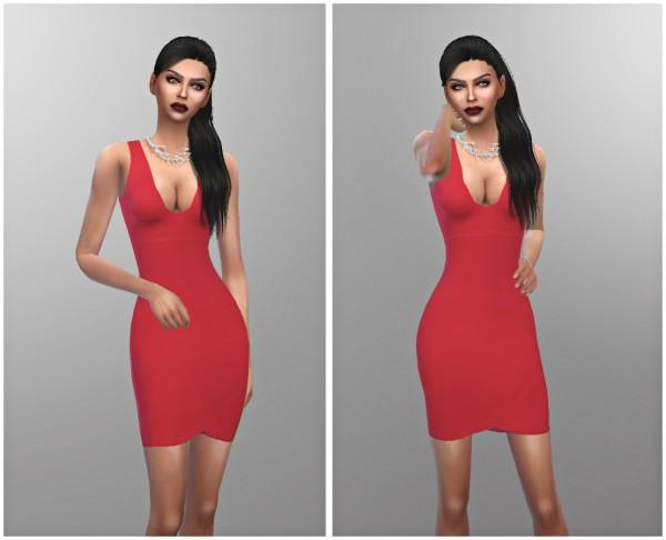Kenzar Sims: Silan dress