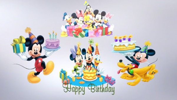 Sanjana Sims: Birthday Decals Set